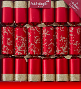 Designer Christmas Crackers